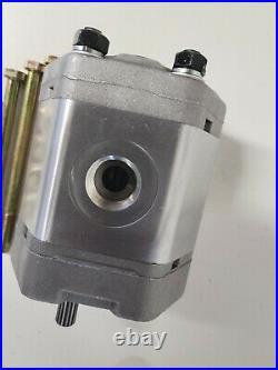 Lowrider Hydraulics Gear #11 Heavy Duty Gear Pump Head Thunder With Bolts New