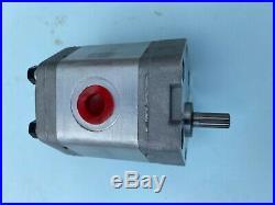 Lowrider Hydraulics two pumpheads / gears #11, & bolts, heavy duty