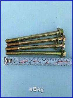 Lowrider Hydraulics two pumpheads / gears #9, & bolts, heavy duty