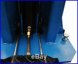 Mayflower Blacksmith Heavy Duty Base Plate Two Post Lift Car lift BP 9000 lbs