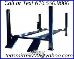 NEW 12K 12000 lb. Professional 4 Post Parking Car Auto Automotive Truck Lift