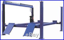 NEW 14K 14,000 LB Heavy Duty Four Post Alignment Lift, Chain Driven