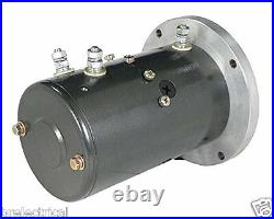 NEW HEAVY DUTY WINCH MOTOR DOUBLE BALL BEARING FOR LOBSTER Cray POT HAULERS