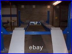 NEW Professional 14k 14000 Lb. Capacity 4 Post Car Truck Lift Alignment Lift