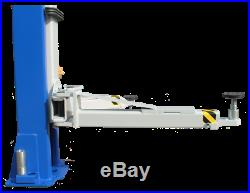 New 11,000 lbs. 2-Post Auto Lift-Clearfloor Direct Drive with Bi-Symmetric Arms