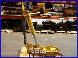 New 12 x 35 Heavy Duty Hydraulic Thumb for Caterpillar Excavator