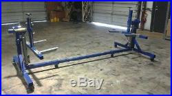 New 3,000 lbs. Car Rotator Auto Rotisserie CR-3000 Restoration Lift