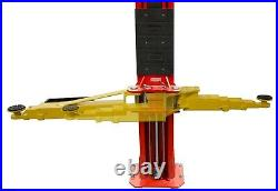 New AMGO OH-9 9,000 lb 2-Post Overhead Lift Direct Drive Super-Asymmetric Arm