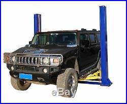 New APlusLift 10,000LB 2-Post Heavy Duty Auto Lift Car Hoist FREE Truck Adapters