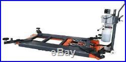 New APlusLift 6,600LB 51 Auto Scissor Lift Car Hoist with FREE Truck Adapters