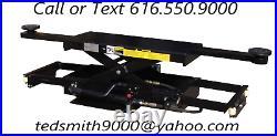 New Best Value Professional 4500 LBS. Rolling Bridge Jack (for 9K 4 Post Lift)