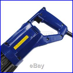 New Heavy Duty Electric Hydraulic Rebar Cutter for up to 5/8 16mm rebar 850W
