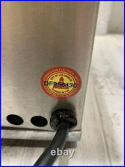 Norwalk 270 Hydraulic Press Stainless Steel Heavy Duty Juicer Clean Watch Video
