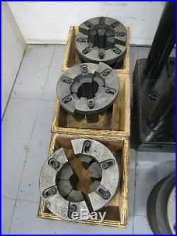 Parker Hannifin Heavy Duty Hydraulic Crimper DB2HLTSI9A 7 adjustable Gates dies