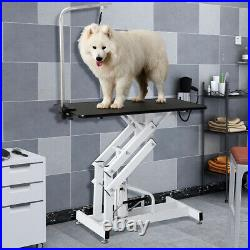 Pet Grooming Table Hydraulic Grooming Table Z-Lift Dog Pet Pet Supply 45 x 24