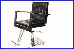 Pro Salon All Purpose Barber, Beauty, Styling Chair Heavy-duty Hydraulic Pump