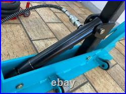 Pulling Post Frame Straightener Frame Machine FREE CLAMPS & 3 TON AIR JACK
