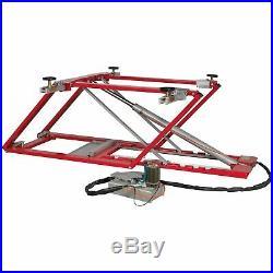 Sealey Air/Hydraulic Vehicle/Car/Van Lift/Lifting/Jacking 2.5tonne AVR2500A
