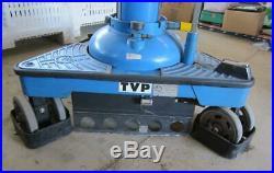 TVP Inglewood CA Steerable Heavy Duty Hydraulic Rolling Camera Pedestal Dolly