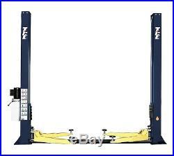 Tce/2 Post Base-plate Hobby Garage Car Lift/9,000 Lb Capacity