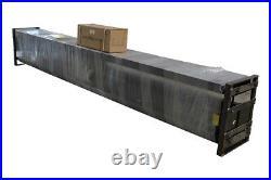 Titan 8,000 lbs. 4-Post Storage Lift Ramps Jack Tray 3 Drip Trays & Caster Kit
