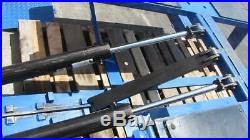 USED Rotary VLXS10 10,000 lb. Heavy Duty Commercial Scissor Auto Truck Lift