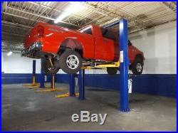 Universalift 9kac 2 Post Auto, Car & Truck Lift