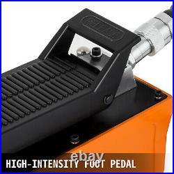 VEVOR Auto Body shop Air Hydraulic Foot Pump 10000, PSI Foot Pedal High Pressure