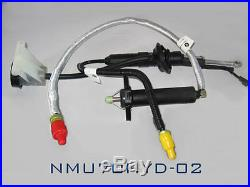 Valair Heavy Duty Hydraulic Master Slave cylinder Upgrade Dodge 24V Gen 98-02