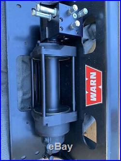 Warn HMMWV HUMVEE M998 MILITARY TRUCK HYDRAULIC WINCH KIT HEAVY DUTY H1 HUMMER