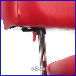 Work Pro Hydraulic Stool Chair Garage Shop Vendor Heavy Duty