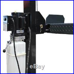XK PP-8S 8000 LB 4-Post Heavy Duty Portable Storage Car Lift Auto Hoist Movable